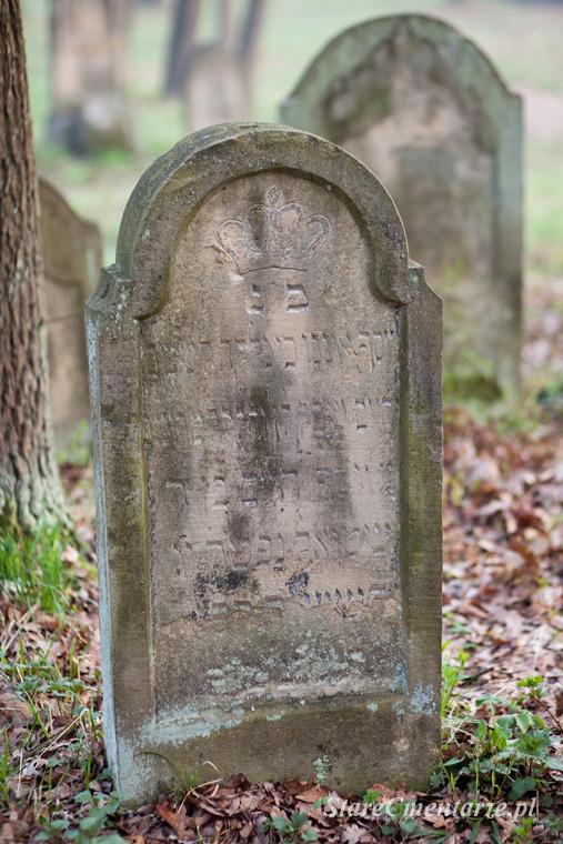 jewish old cemetery