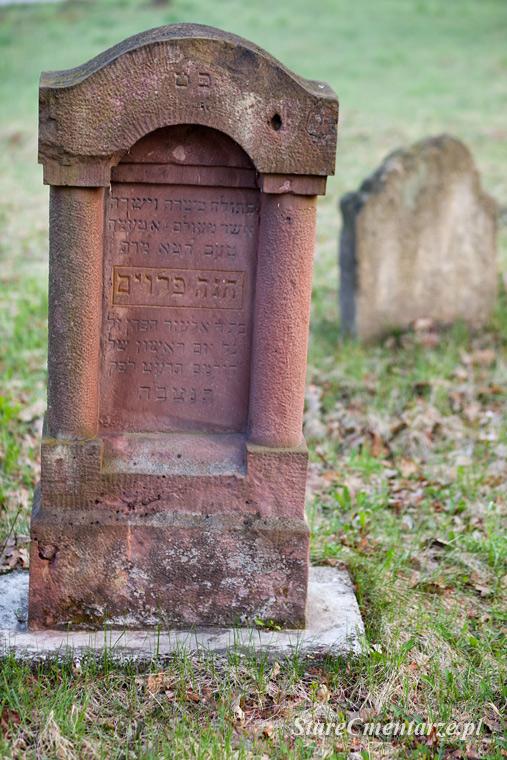 Szczucin jewish old cemetery