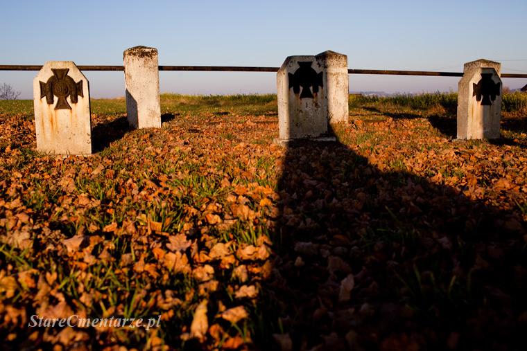 Bistuszowa Kriegerfriedhof nr 165