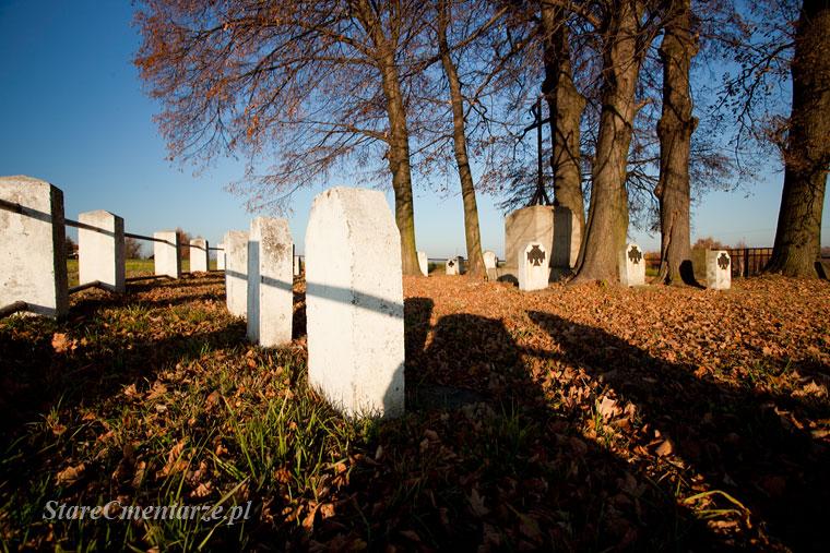 Cmentarz w Bistuszowej