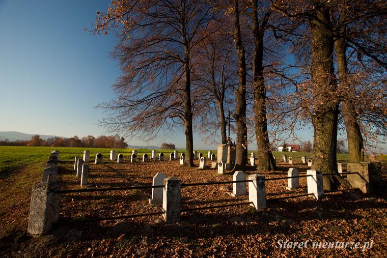 Bistuszowa cmentarz wojskowy