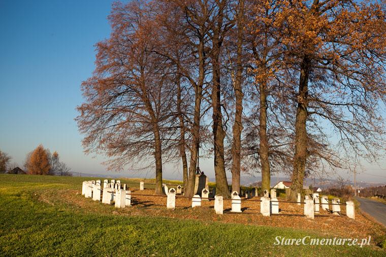 Bistuszowa cmentarz wojenny 165