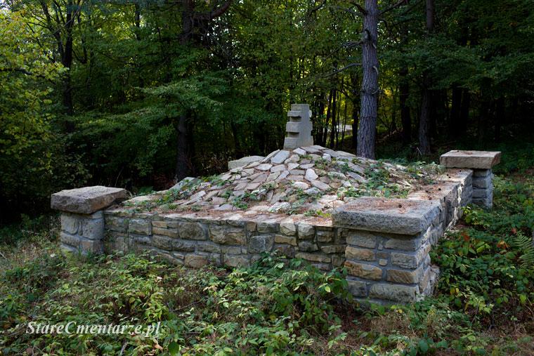 Воинское кладбище № 1 — Оженна