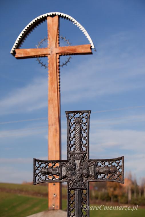 Bieździedza cmentarz wojenny