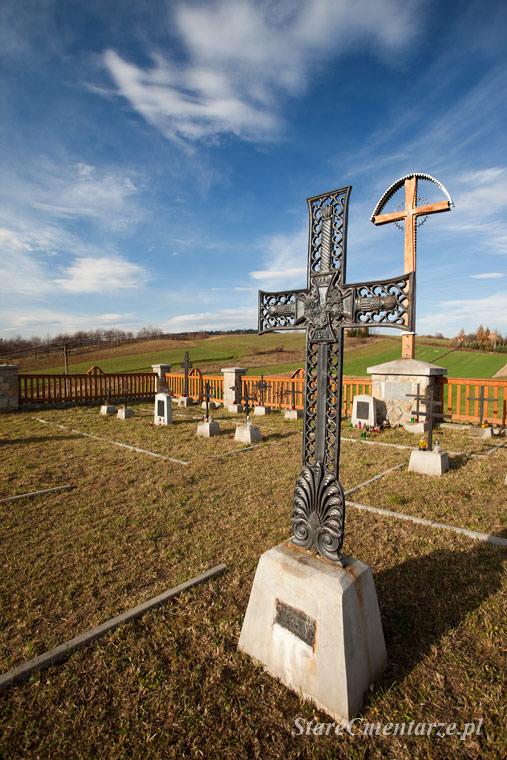 Soldatenfriedhof in Polen