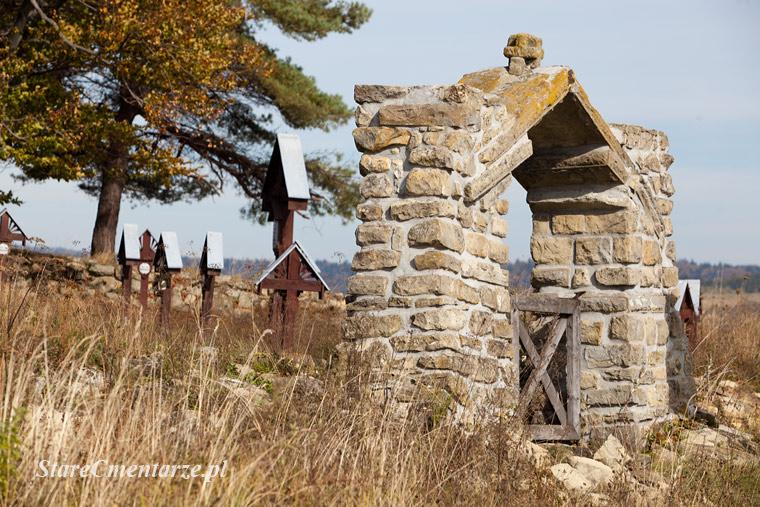 Kriegerfriedhöfe aus dem Ersten Weltkrieg