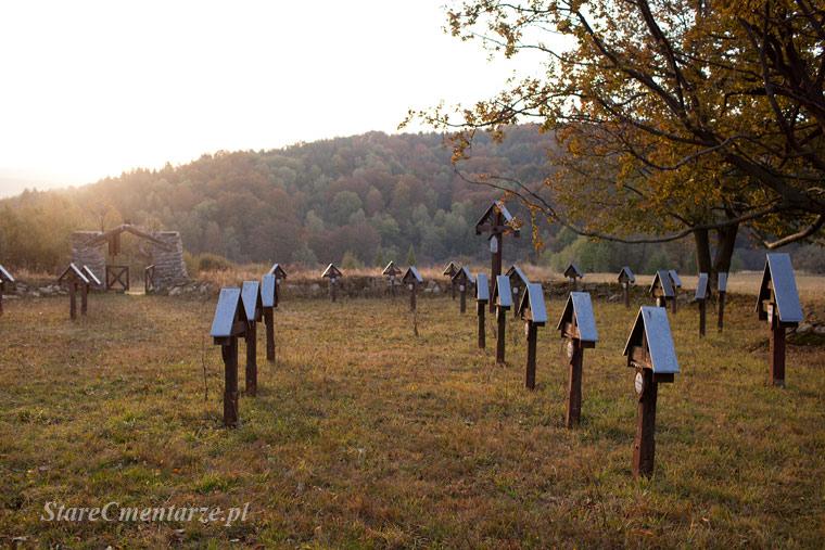 Vojenský cintorín z 1. svetovej vojny
