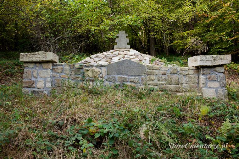 Ożenna cmentarz z I wojny światowej