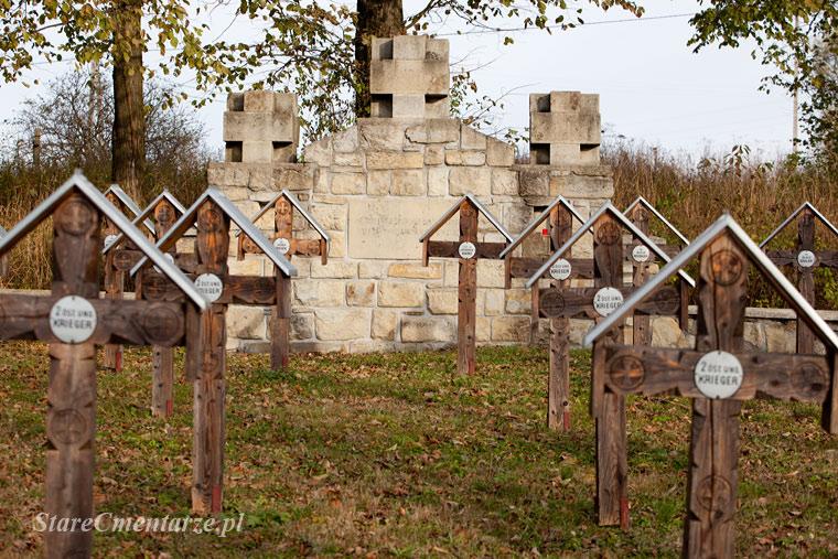 Ozenna Kriegerfriedhof Nr 3