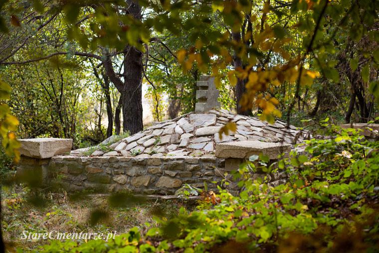 Ożenna cmentarz wojenny 2
