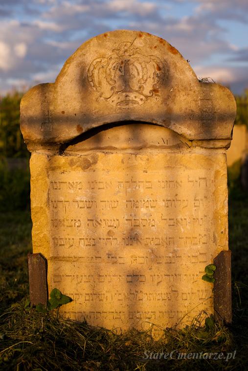 cmentarze żydowskie w Polsce