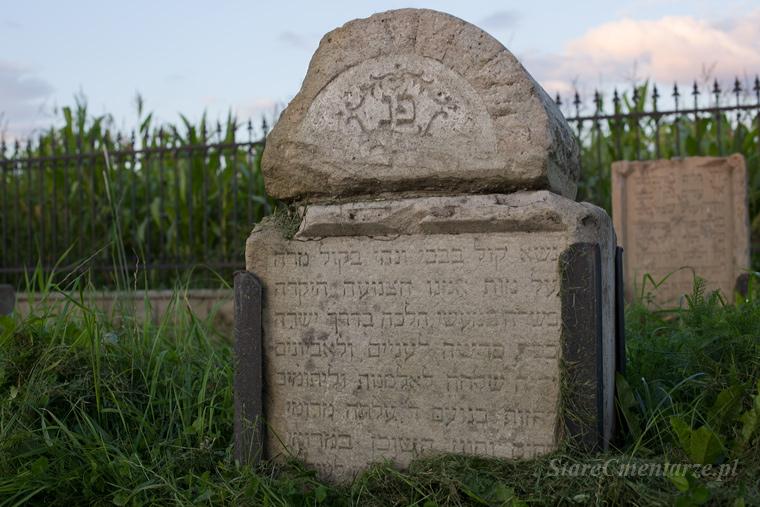rekonstrukcja cmentarza w Brzostku