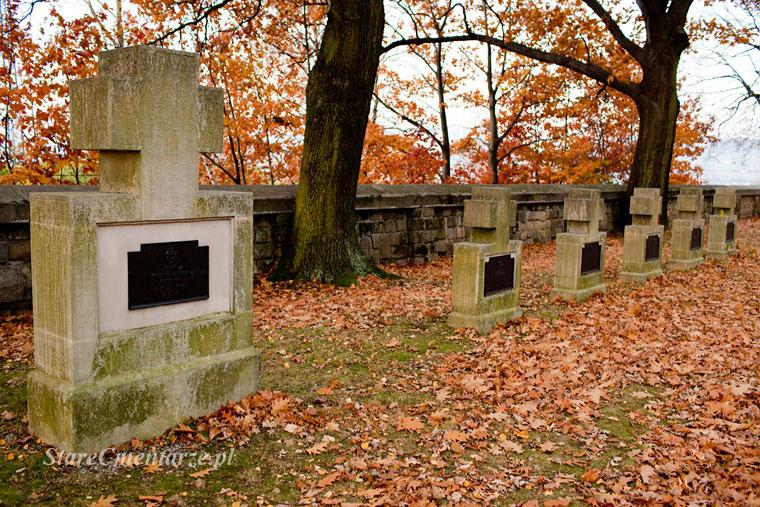 Gorlice cmentarz wojenny nagrobk