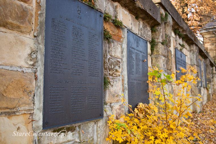 Воинское кладбище Горлице