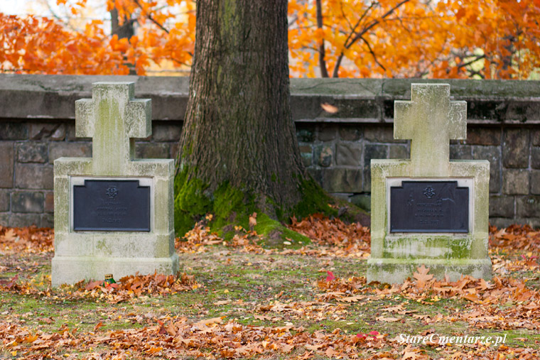 Gorlice cmentarz nagrobki