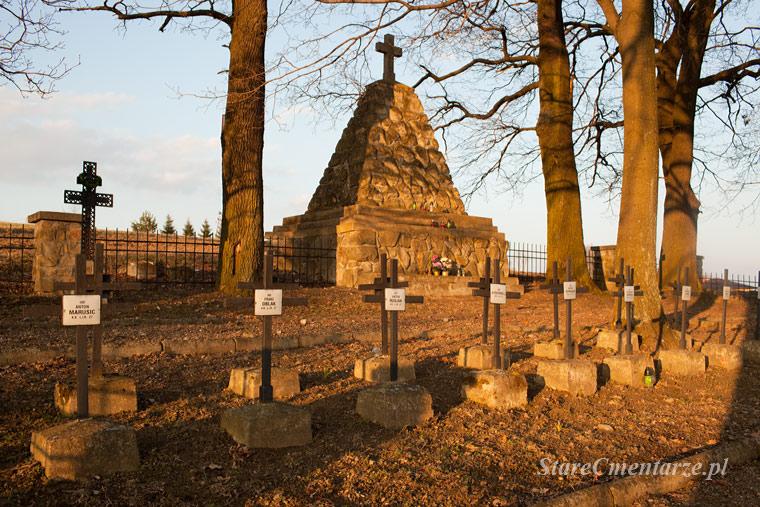 Sławęcin cmentarz wojenny nr 26 – Kriegerfriedhof.
