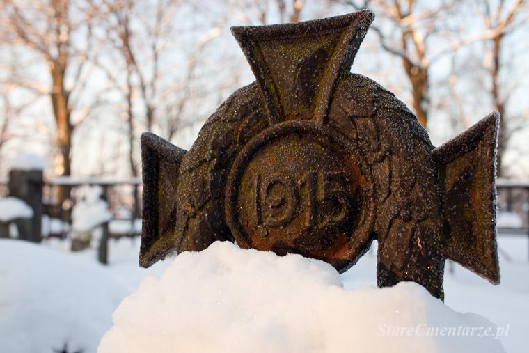krzyż 1915