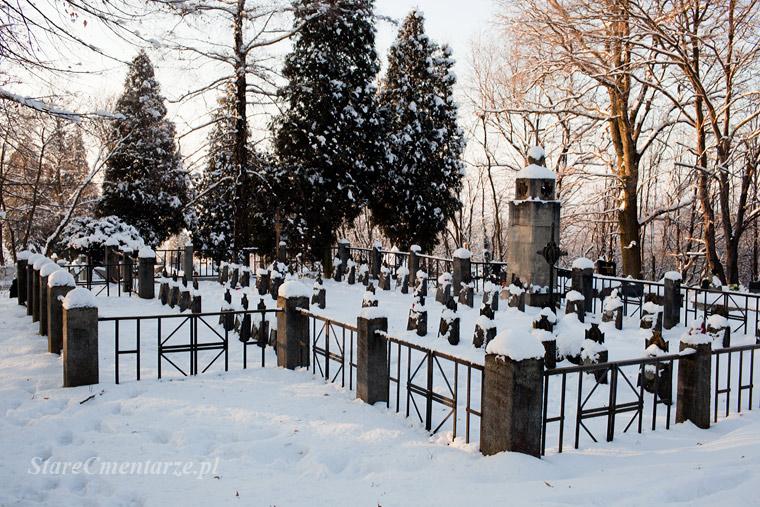 Łęki Górne cmentarz wojenny nr 239