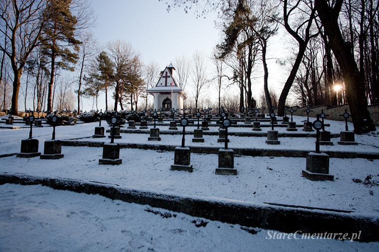 Łowczówek cmentarz nr 171