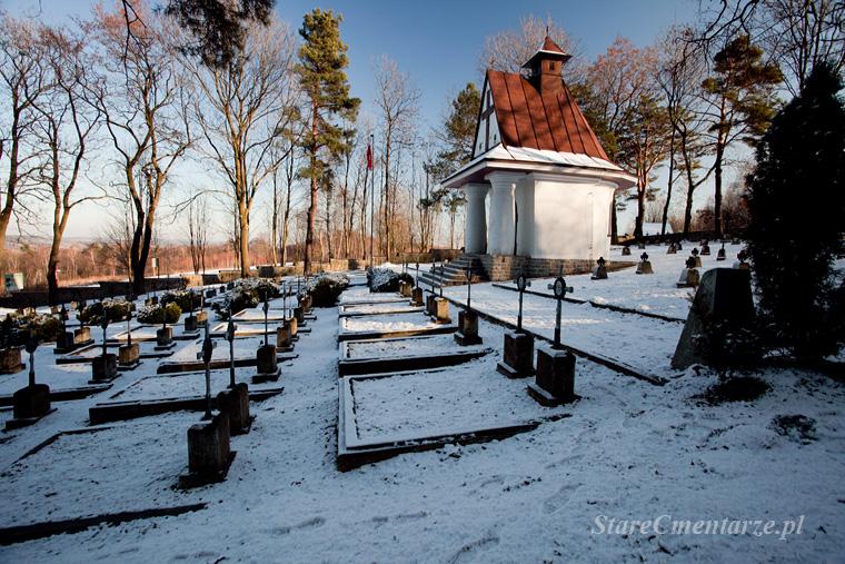 Łowczówek cmentarz wojenny nr 171
