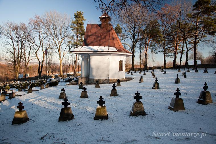 cmentarz w Łowczówku