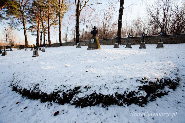 cmentarze wojenne Małopolska