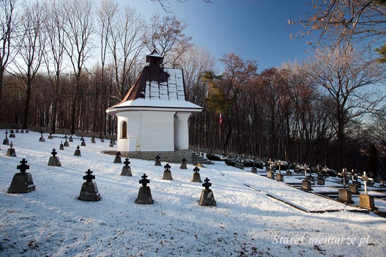Łowczówek cmentarz