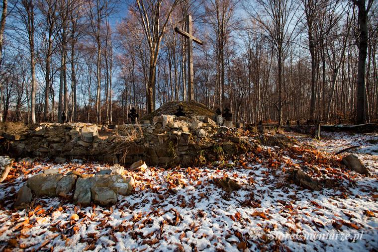 Woźniczna cmentarz wojenny nr 178