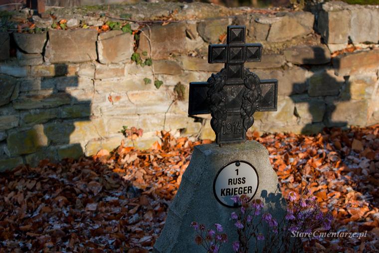 Vojenské hřbitovy Polsko