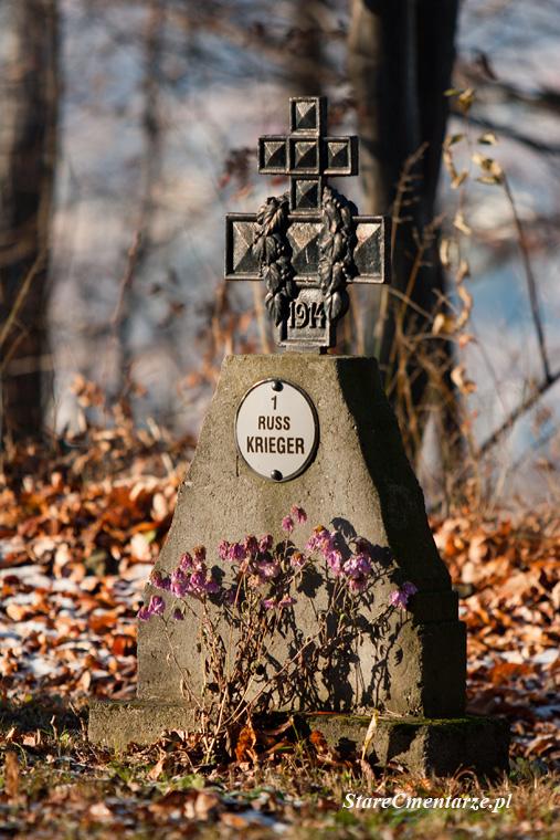 gmina pleśna cmentarze wojenne