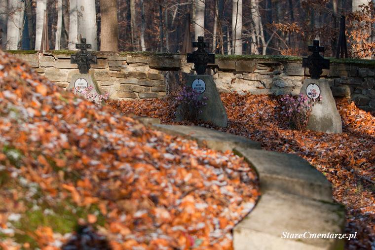 cmentarze z I wojny światowej
