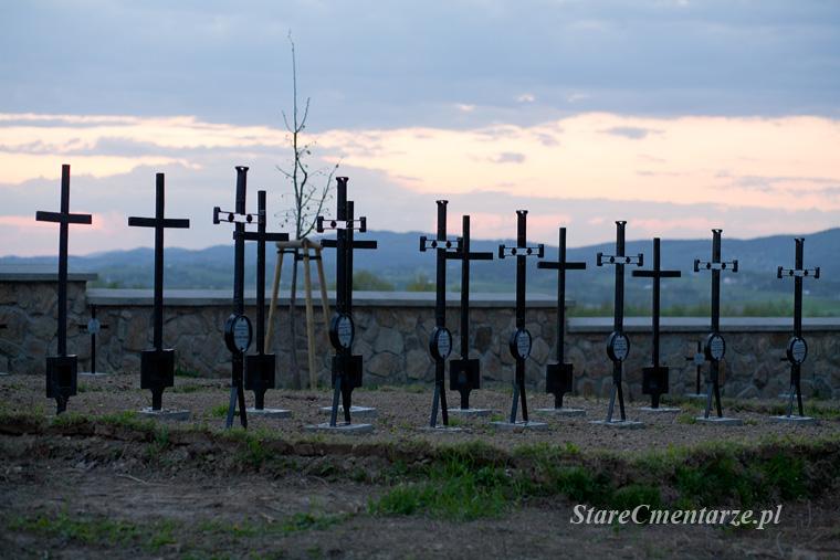 Cmentarze wojenne