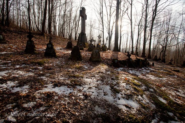 Golanka cmentarz z I wojny światowej