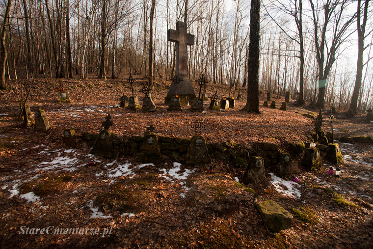 Golanka cmentarz wojenny nr 147