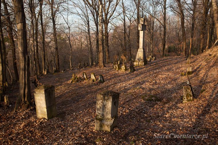 Golanka Kriegerfriedhof