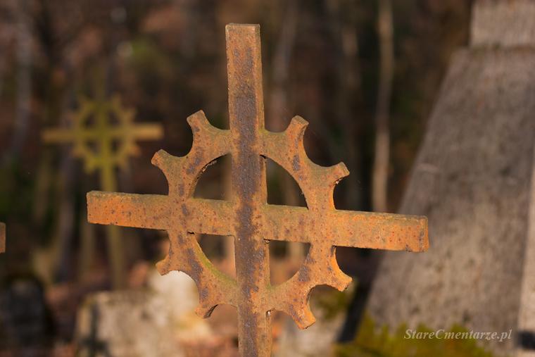 krzyż z glorią