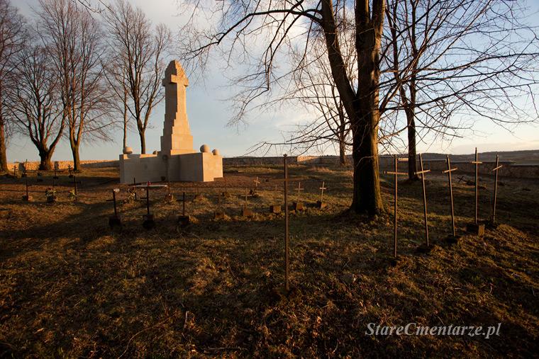 Ołpiny cmentarz nr 34