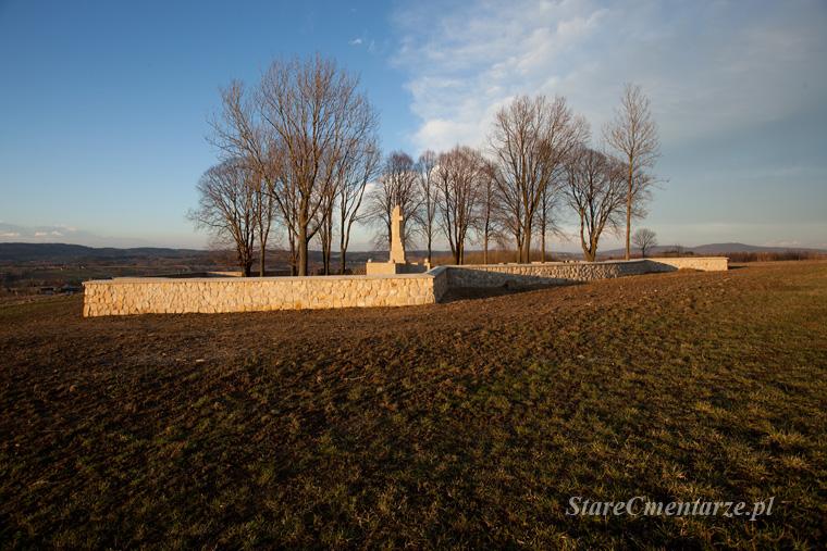 Ołpiny cmentarz