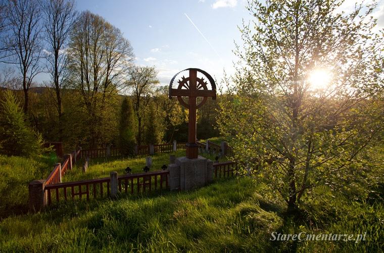 cmentarz w Błażkowej