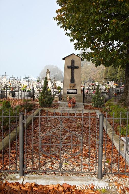 Trzcinica cmentarz z I wojny