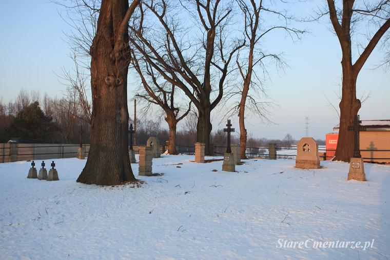 Niwka Kriegerfriedhof