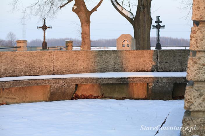 Niwka cmentarz z I wojny światowej