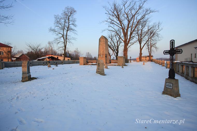 Niwka cmentarz nr 269