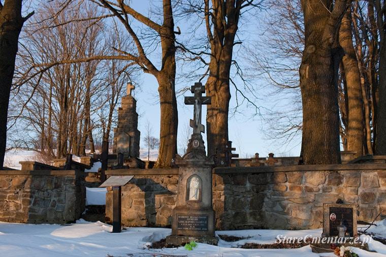 Zdynia cmentarz z I wojny