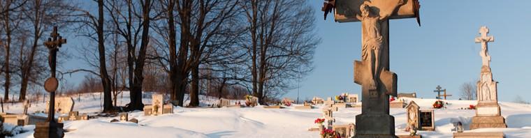 Zdynia cmentarz łemkowski