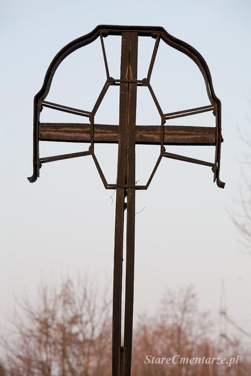 Łęka Siedlecka krzyż