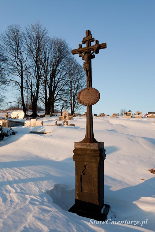 lemkowskie cmentarze