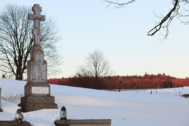 zdynia cmentarz lemkowski