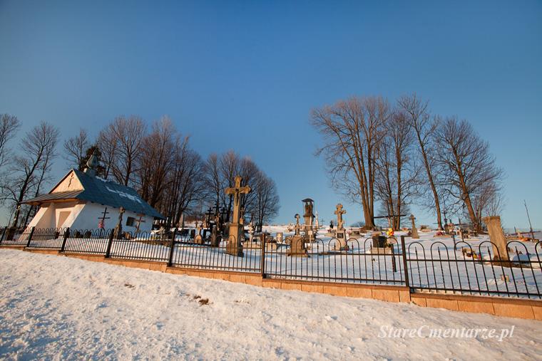 Zdynia cmentarz parafialny