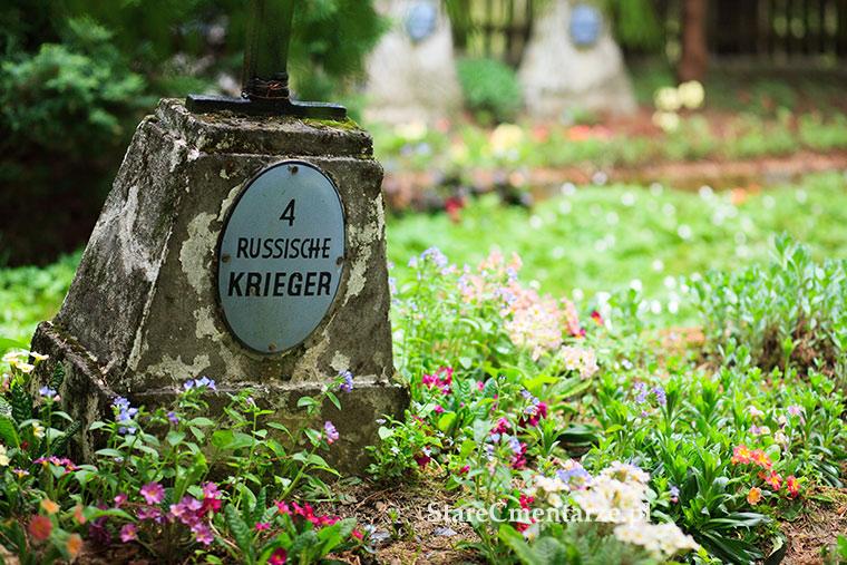 Tuchów cmentarze wojenne
